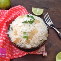 Coconut & Lime Rice