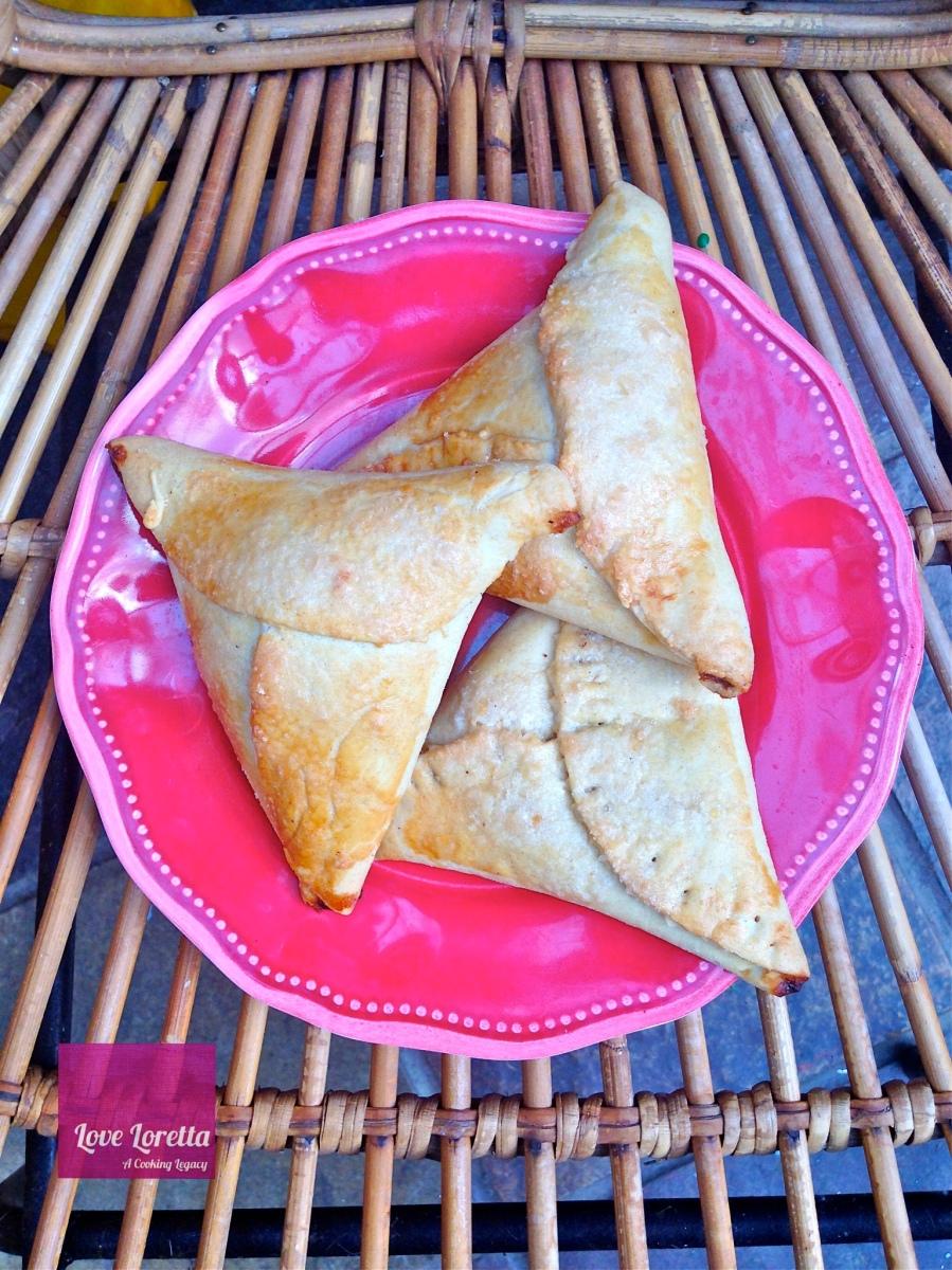 Guyanese: Pine Tarts