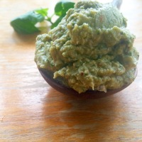 Chargrilled Aubergine Pesto