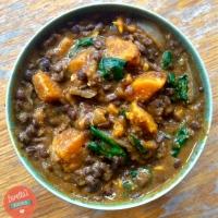 Ethiopian Lentil Stew (Misir Wot)