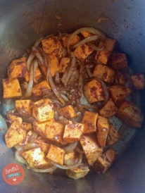 Stir in the sweet potatoes